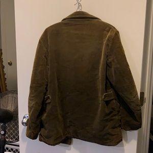 Vintage Jackets & Coats - Vintage corduroy jacket size 42 or modern large
